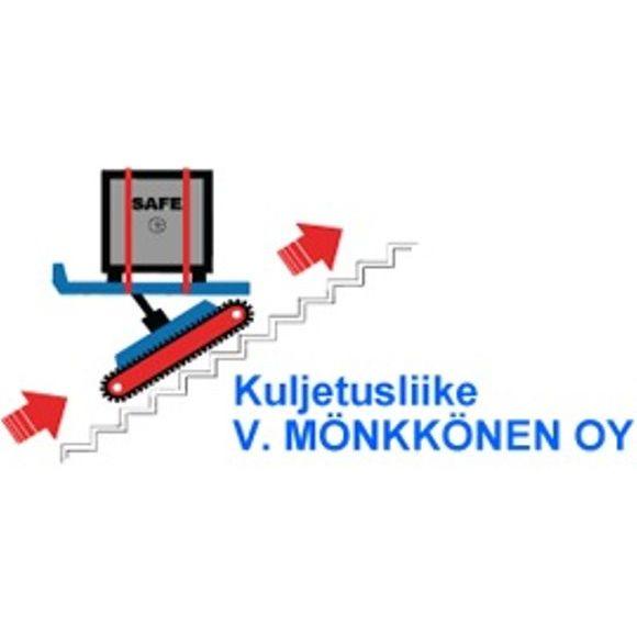 Kuljetusliike V. Mönkkönen Oy