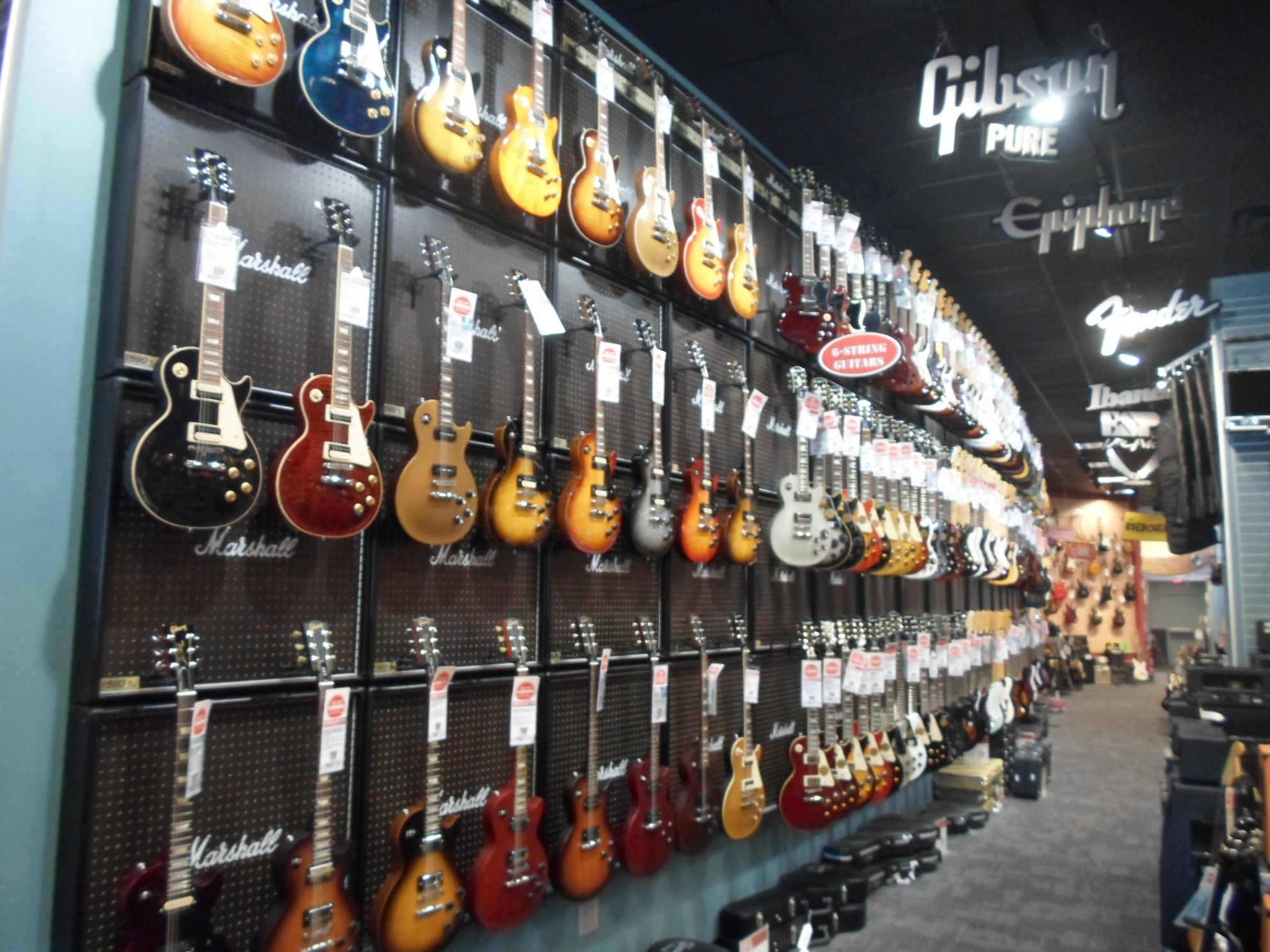 Top Guitar Amp Brands: Guitar Lessons In Charlotte Nc