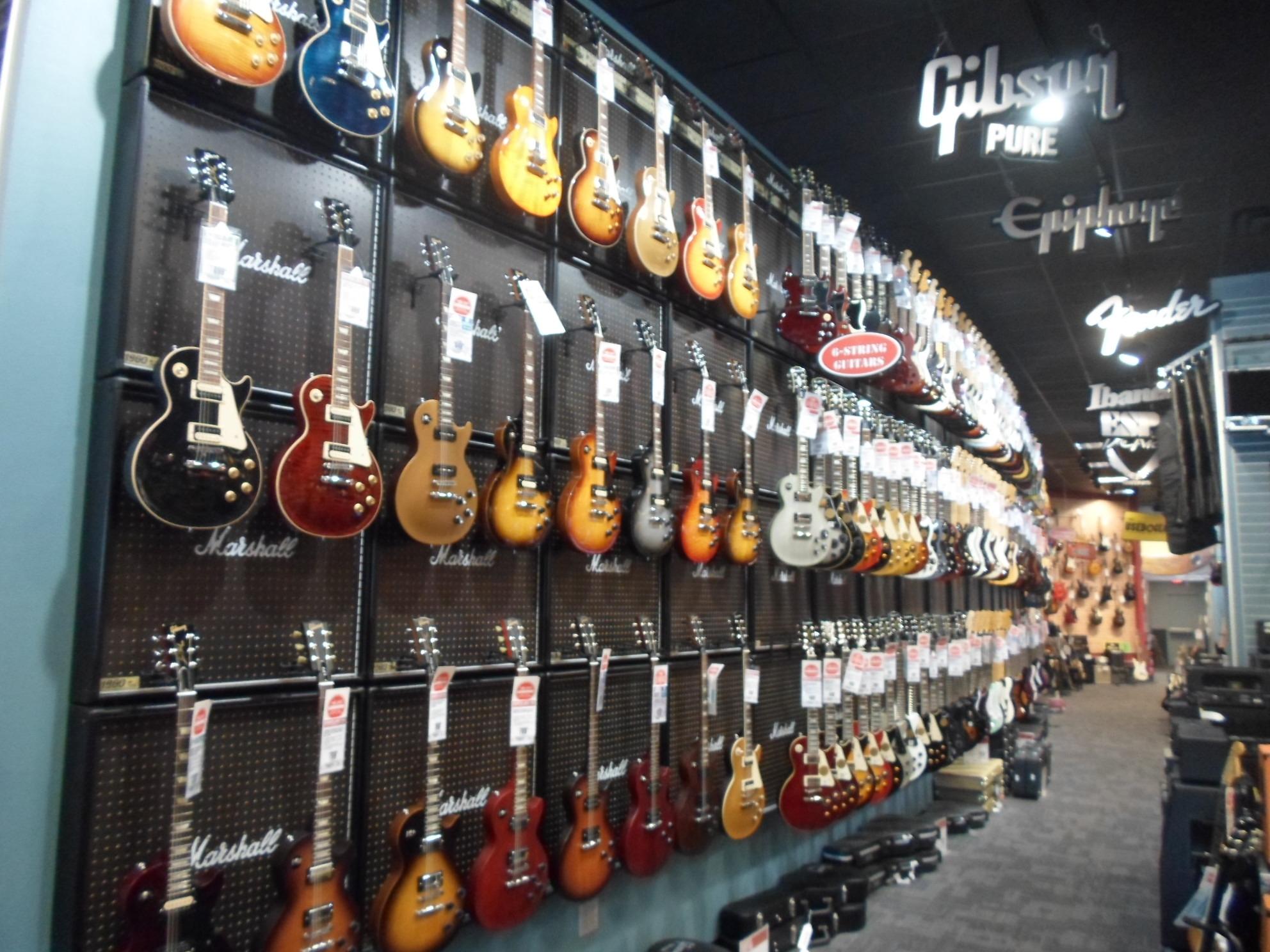 Top Guitar Amp Brands: Guitar Lessons In Charlotte Nc