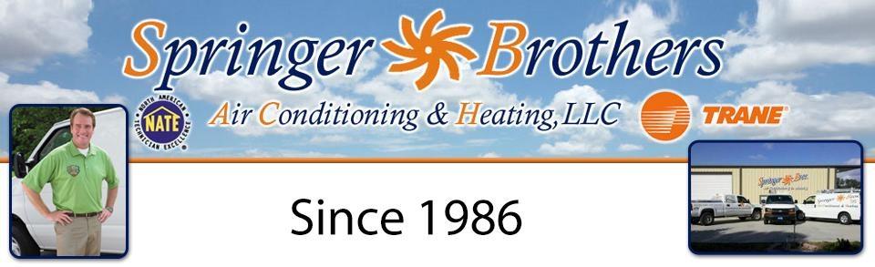 Springer Bros Air Conditioning In Auburndale Fl 888 959