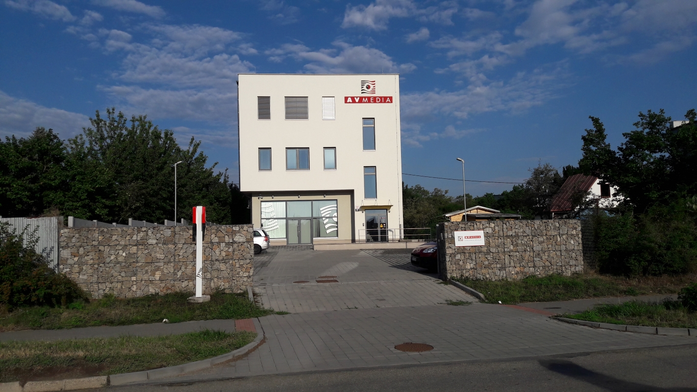 AV MEDIA Brno