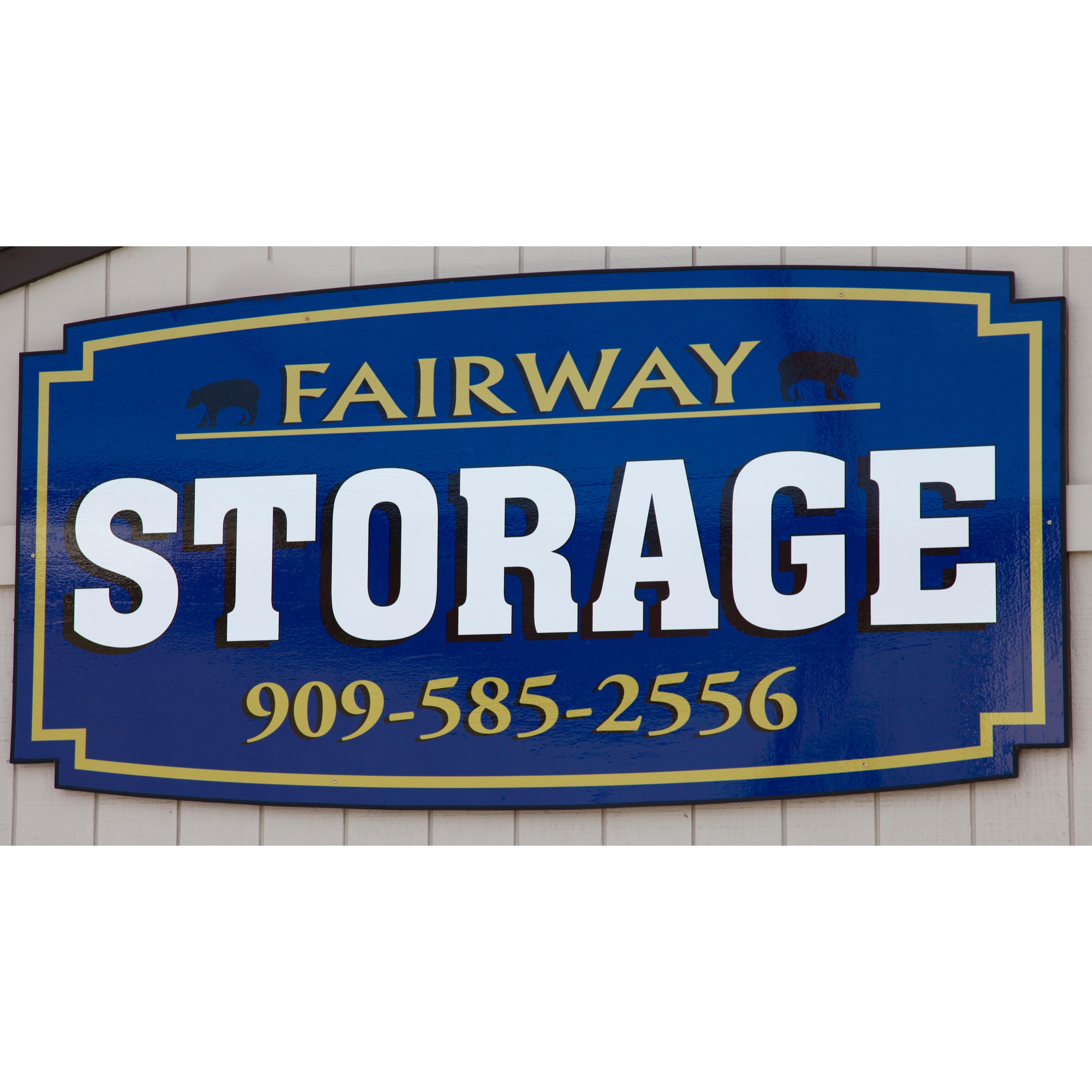 Fairway Storage Big Bear