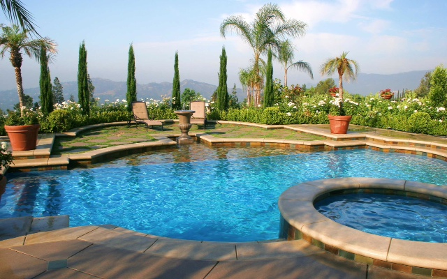 Luxe h2o santa barbara pool contractors coupons near me - Swimming pool supply stores near me ...