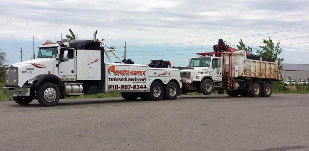 Aggressive Towing Amp Recovery Moorhead Minnesota Mn