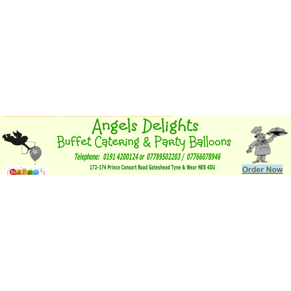 Angels Delights Helium Balloons - Gateshead, Tyne and Wear NE8 4DX - 01914 200124 | ShowMeLocal.com