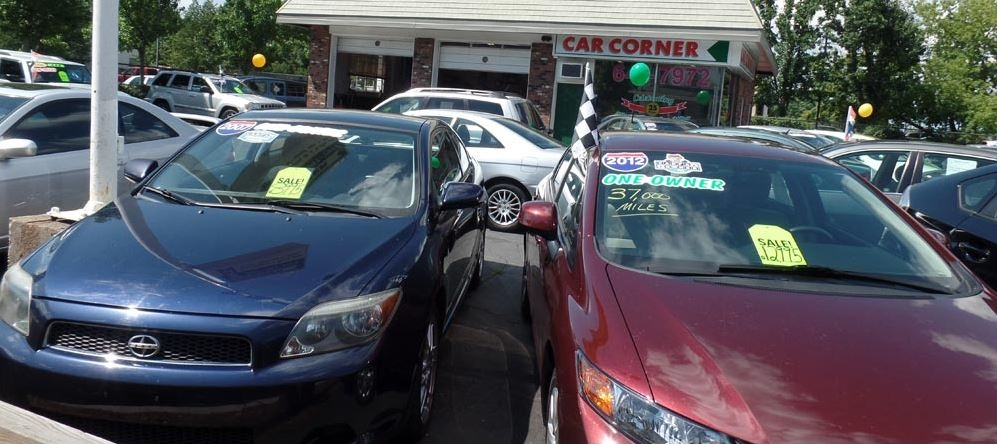 The Car Corner Retail Sales In Manchester Ct 06040