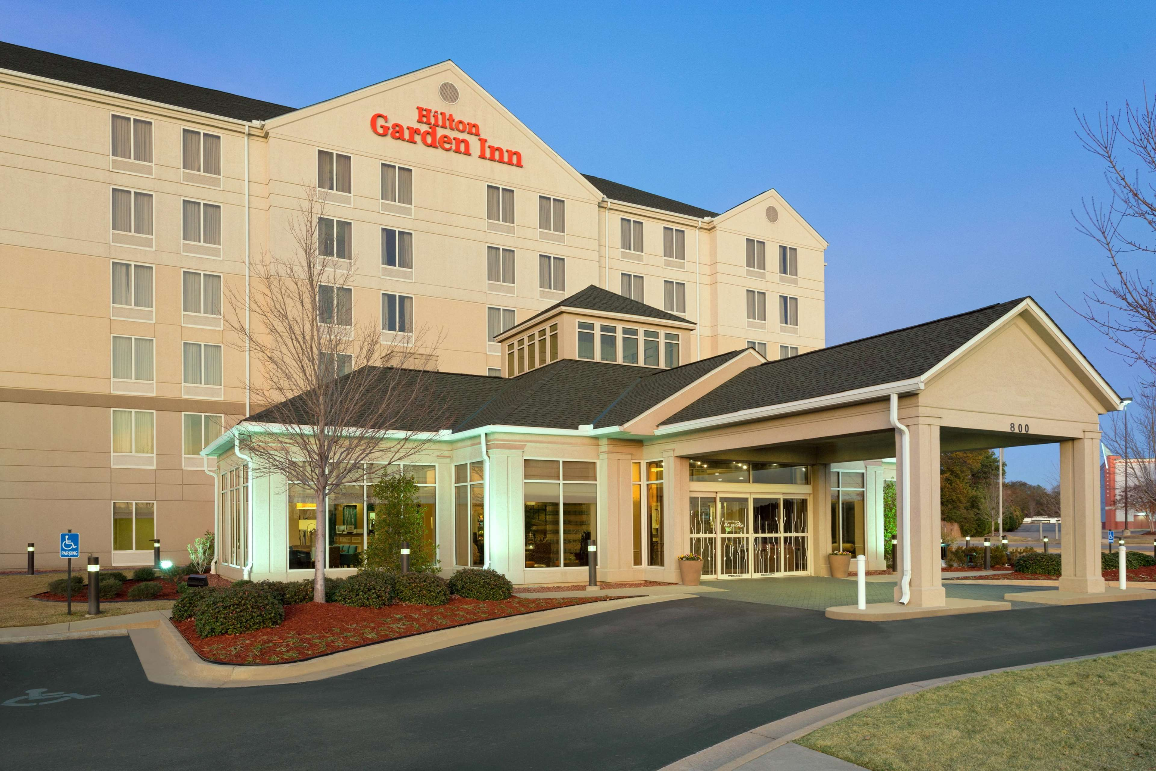 Hilton Garden Inn Tuscaloosa Tuscaloosa Alabama Al