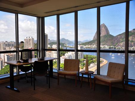 Regus - Rio De Janeiro, Edificio Argentina
