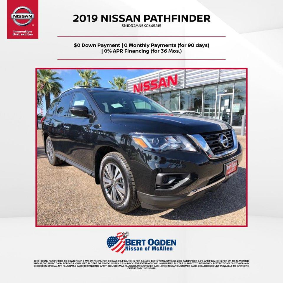 Bert Ogden Nissan >> Bert Ogden Mcallen Nissan 721 N Jackson Rd Mcallen Tx