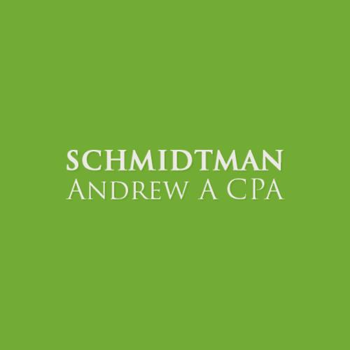 Schmidtman Andrew A Cpa - Saint Joseph, MI - Accounting