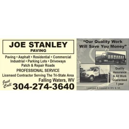 Joe Stanley Paving