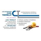 Les Entreprises Carl Tremblay Inc