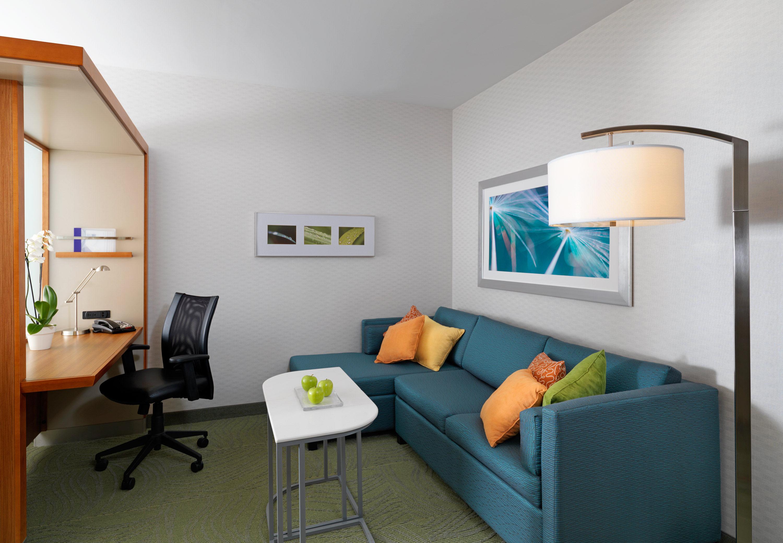 Springhill Suites By Marriott Orlando At Flamingo Crossings Western Entrance Winter Garden