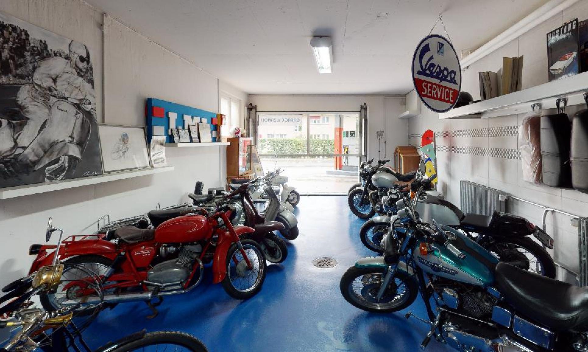 Garage V. Zanoli