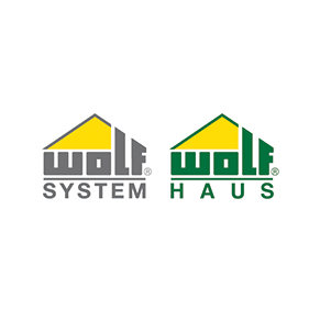 Wolf Haus - Musterhaus Koblach Logo