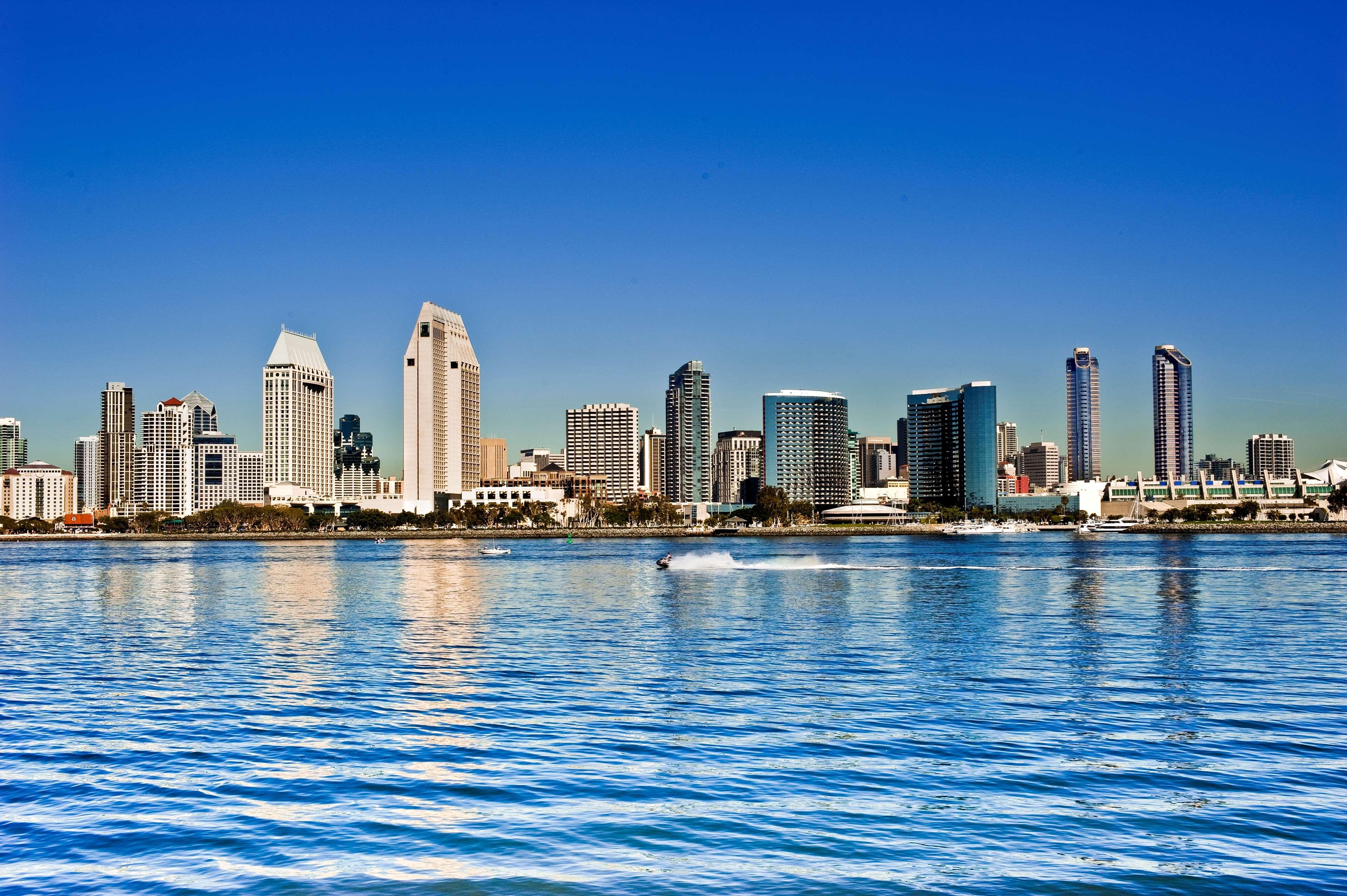 San Diego Bayfront Area