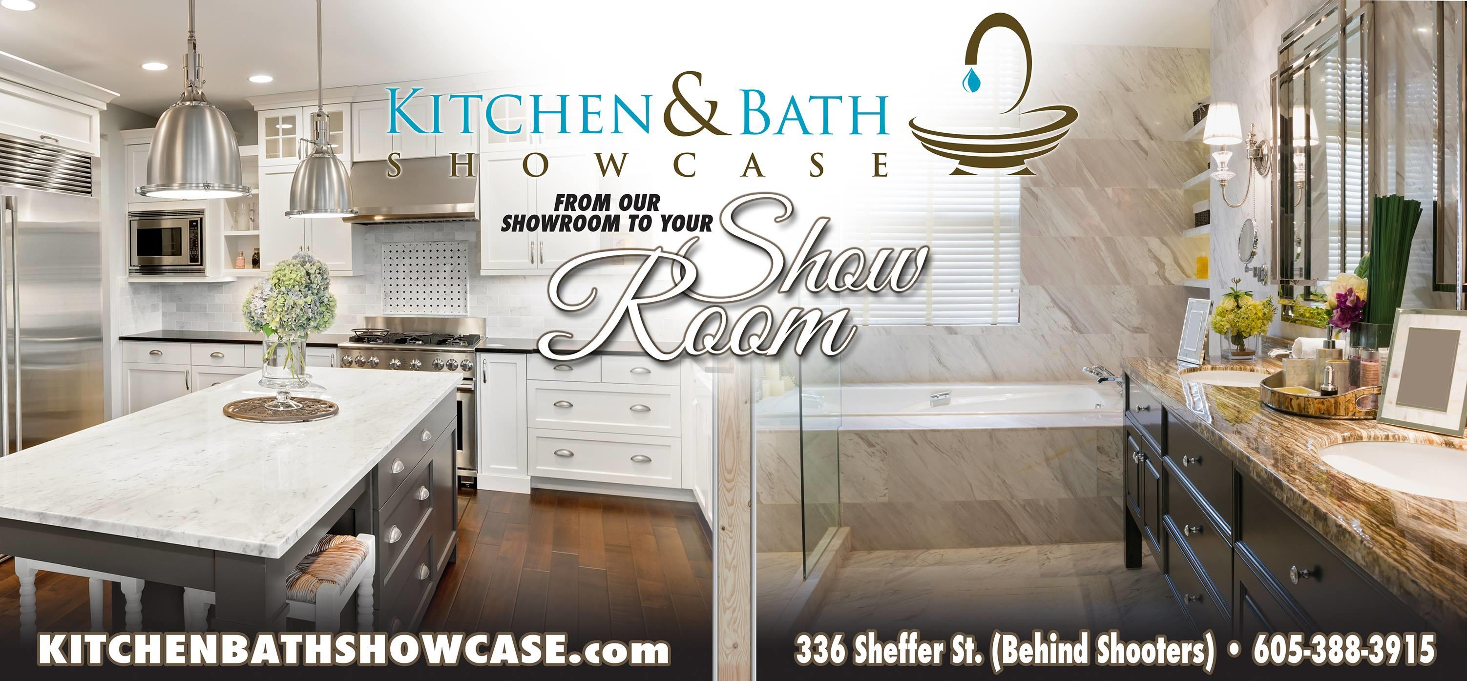 Kitchen bath showcase rapid city south dakota sd for Bathroom showcases near me