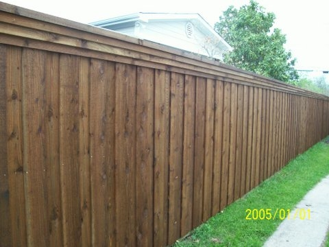 Dallas Fence Experts At 100 Crescent Court 7th Floor