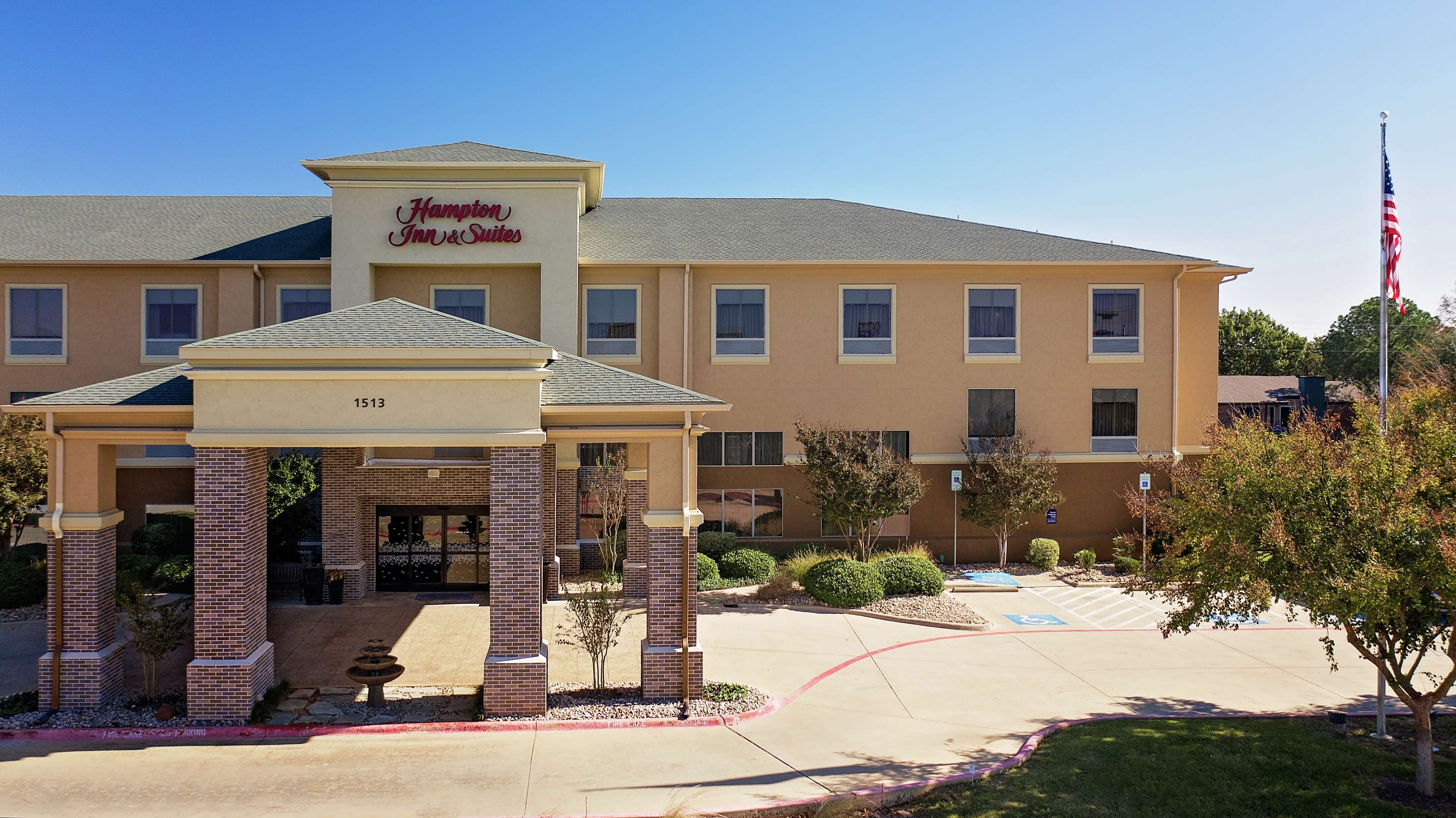 Hampton Inn & Suites Denton