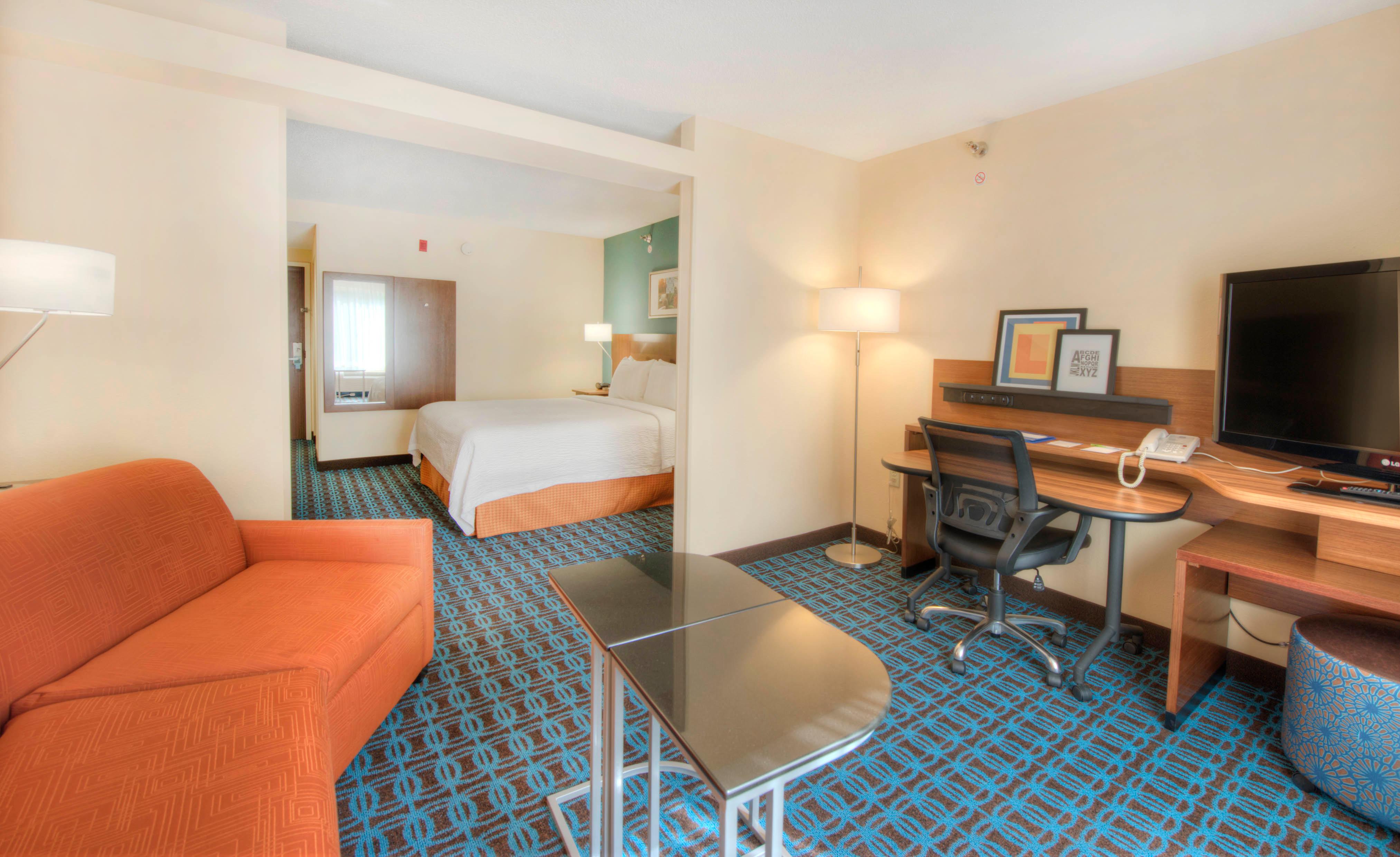 Fairfield Inn & Suites by Marriott Raleigh Crabtree Valley image 5