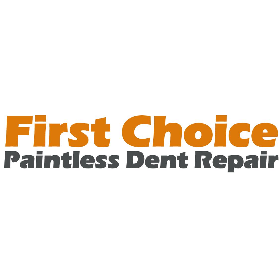 First Choice Hail Repair Dent Removal