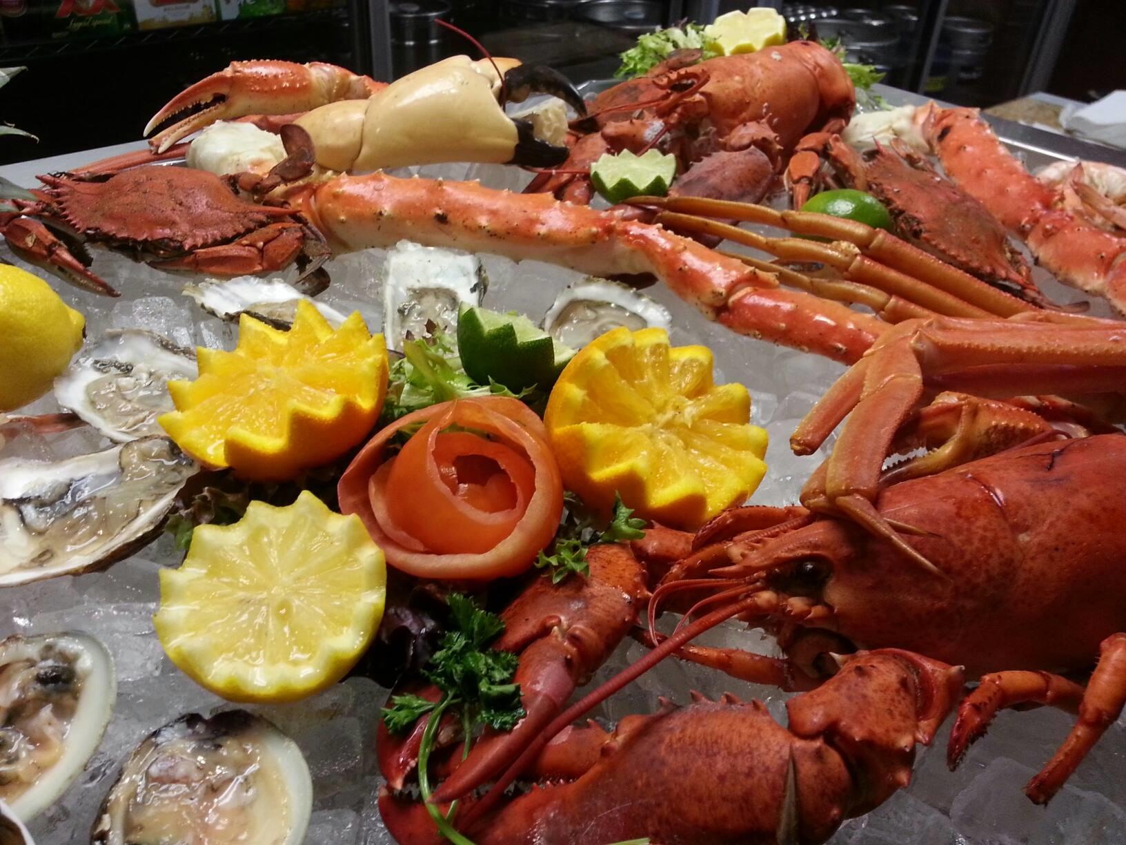 Harrisburg Seafood Restaurants