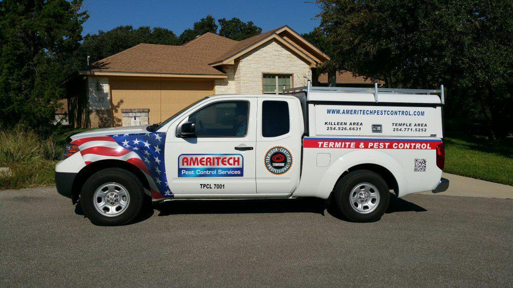 Ameritech Pest Control Services Killeen (254)526-6631