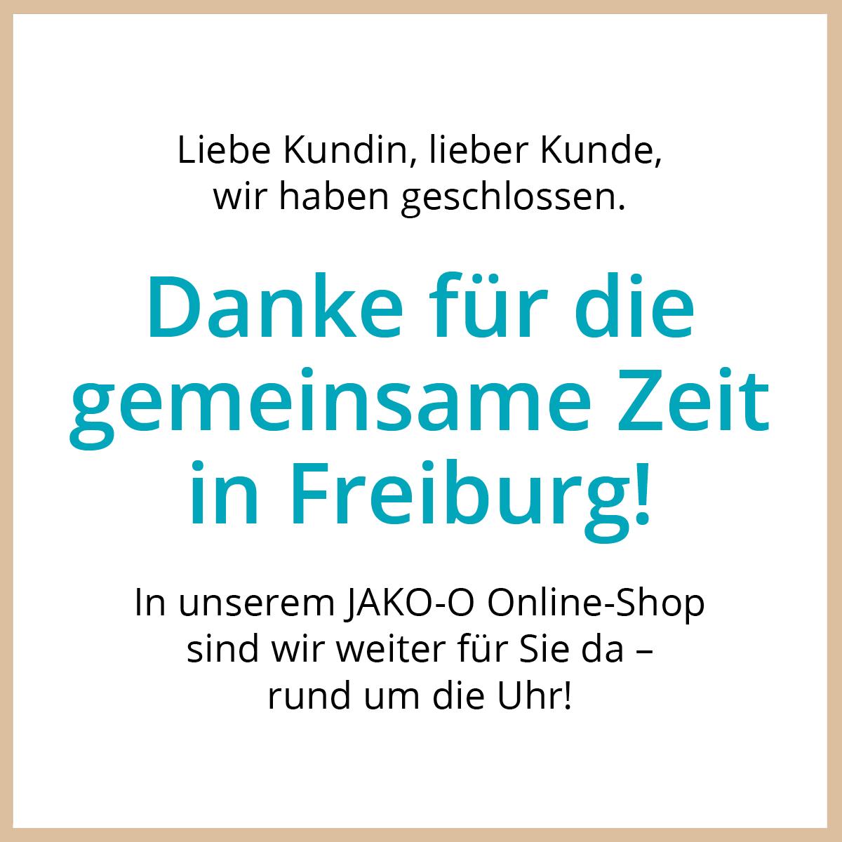 JAKO-O Filiale Freiburg - geschlossen, Schwarzwaldstraße 78 in Freiburg