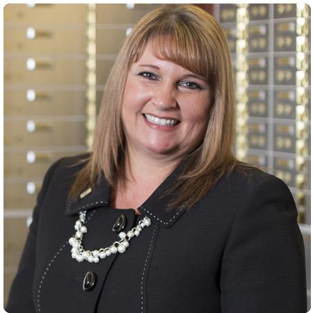 Kelly McCann, Branch Manager