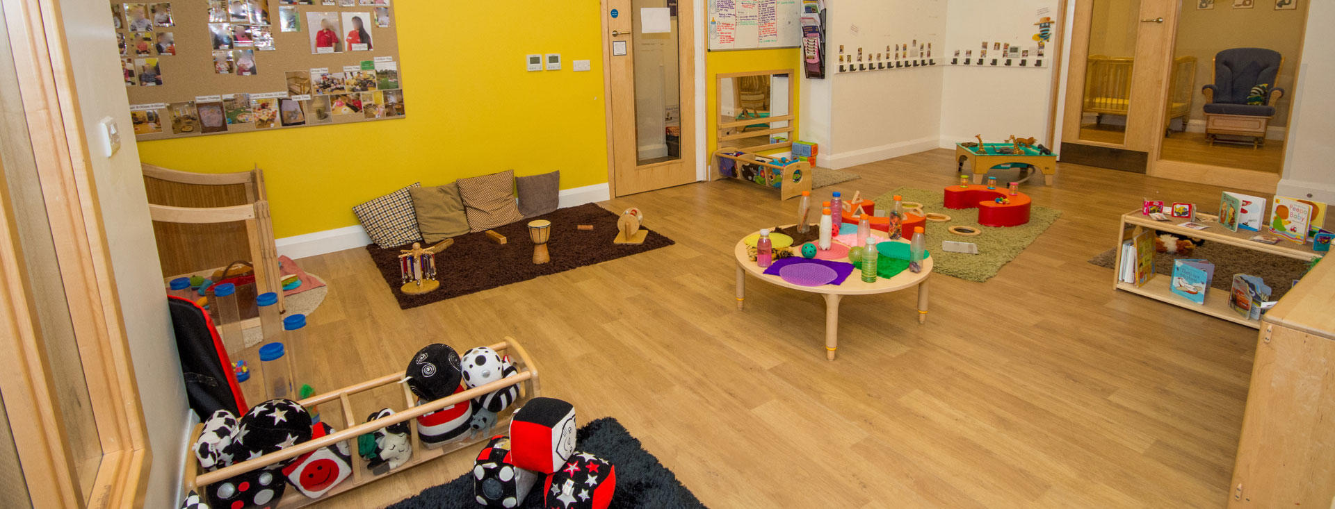 Bright Horizons Rosehill Day Nursery and Preschool Cheltenham 03339 209123