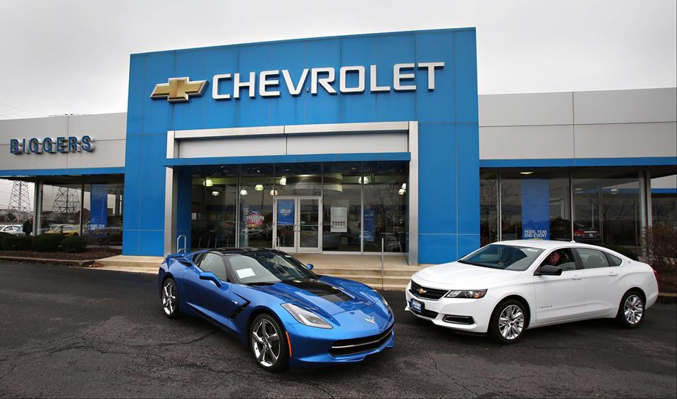 Biggers Chevrolet Elgin Illinois Il Localdatabase Com