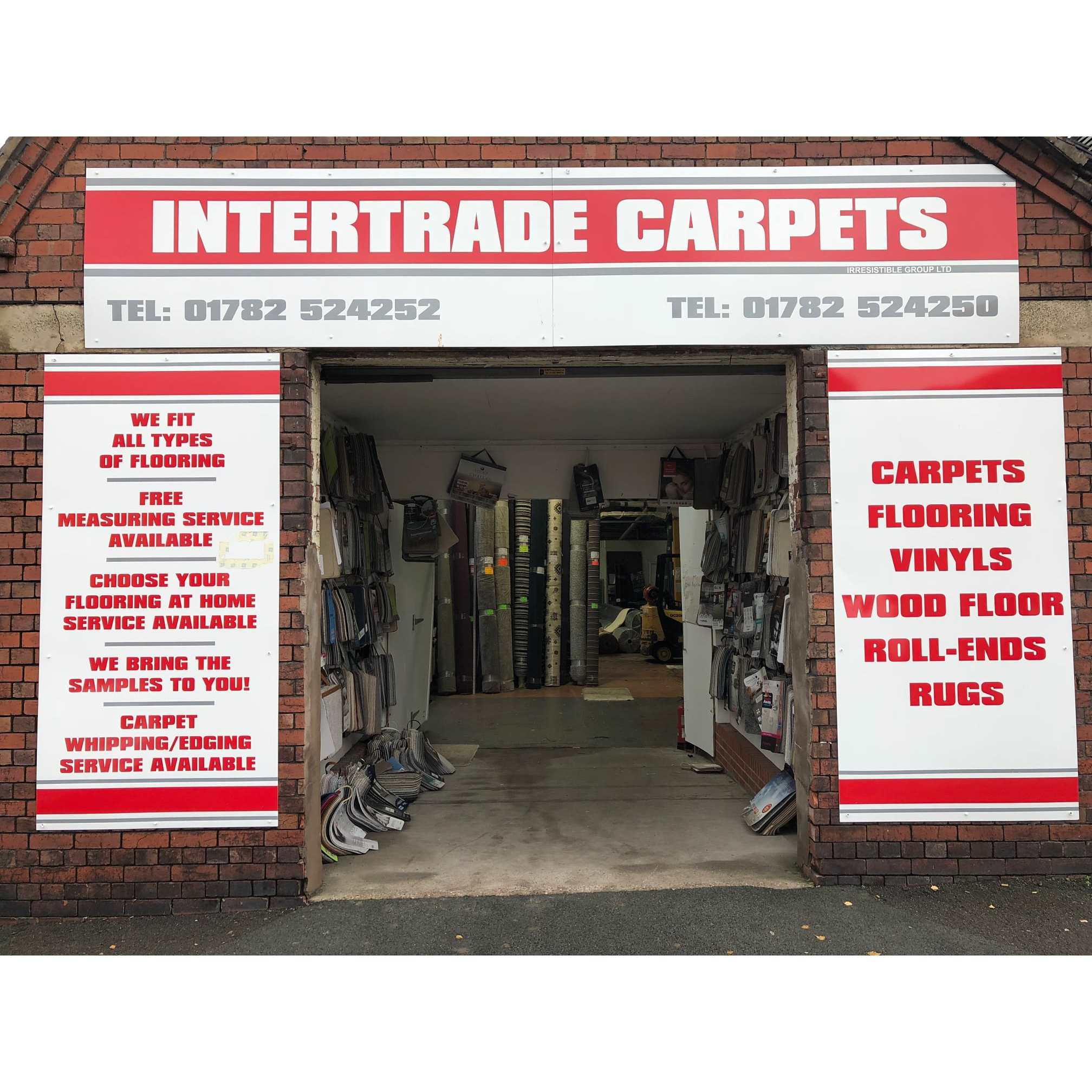 Intertrade Carpets - Stoke-On-Trent, Staffordshire ST6 2EZ - 01782 524252 | ShowMeLocal.com