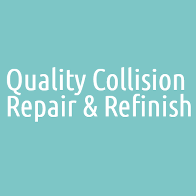 Quality Collision Repair & Refinish - Washington Court House, OH - Auto Body Repair & Painting