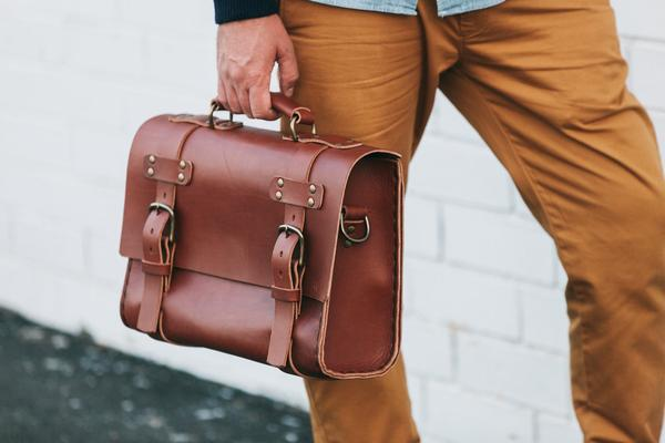 Hand Built Leather Goods