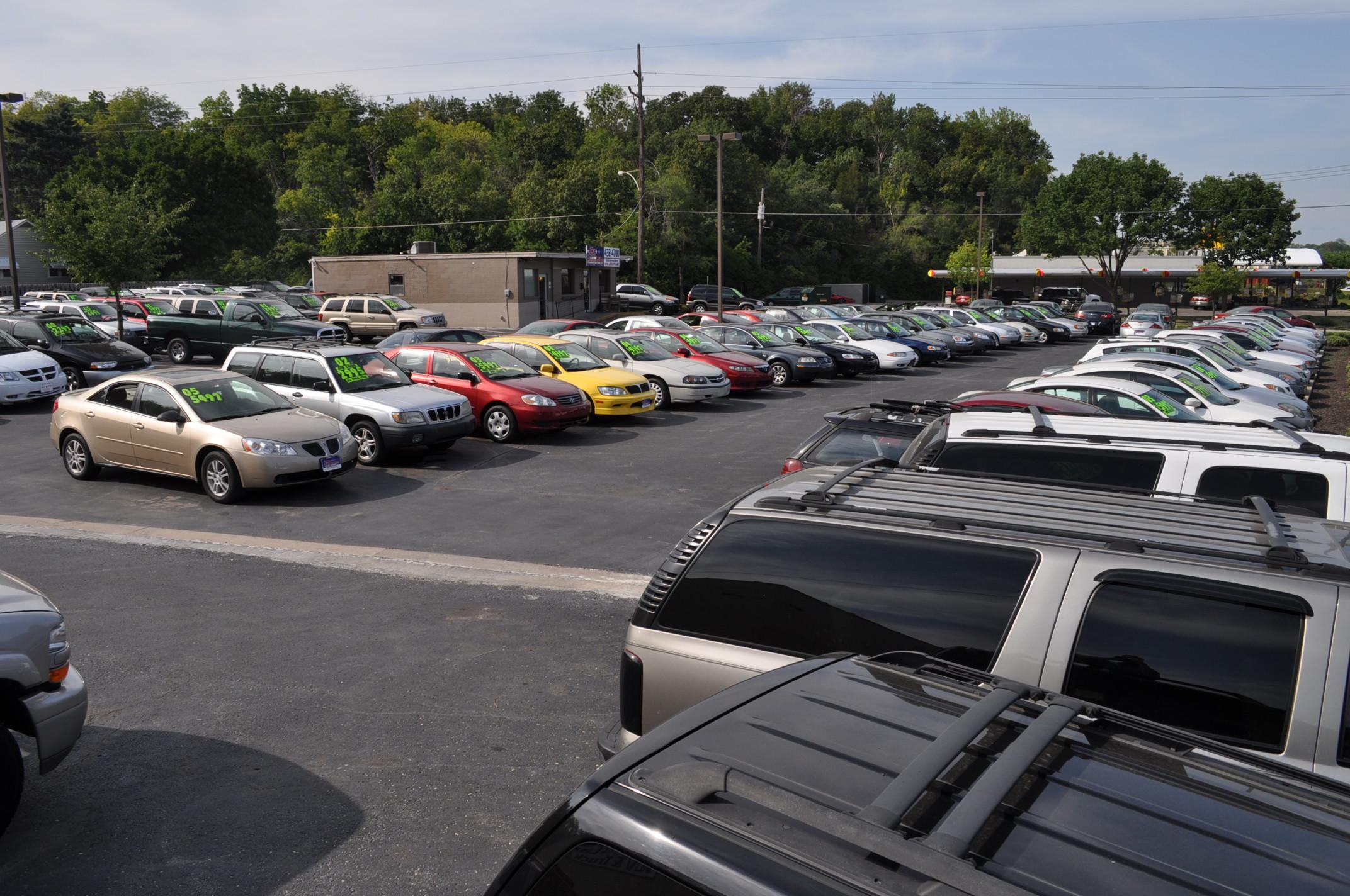 Used Cars Merriam Ks