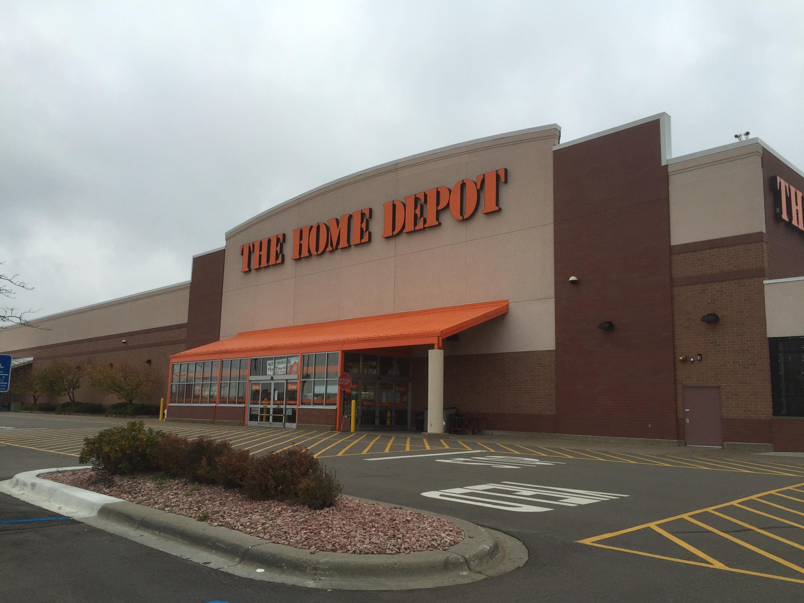 Home Depot Woodbury Hours