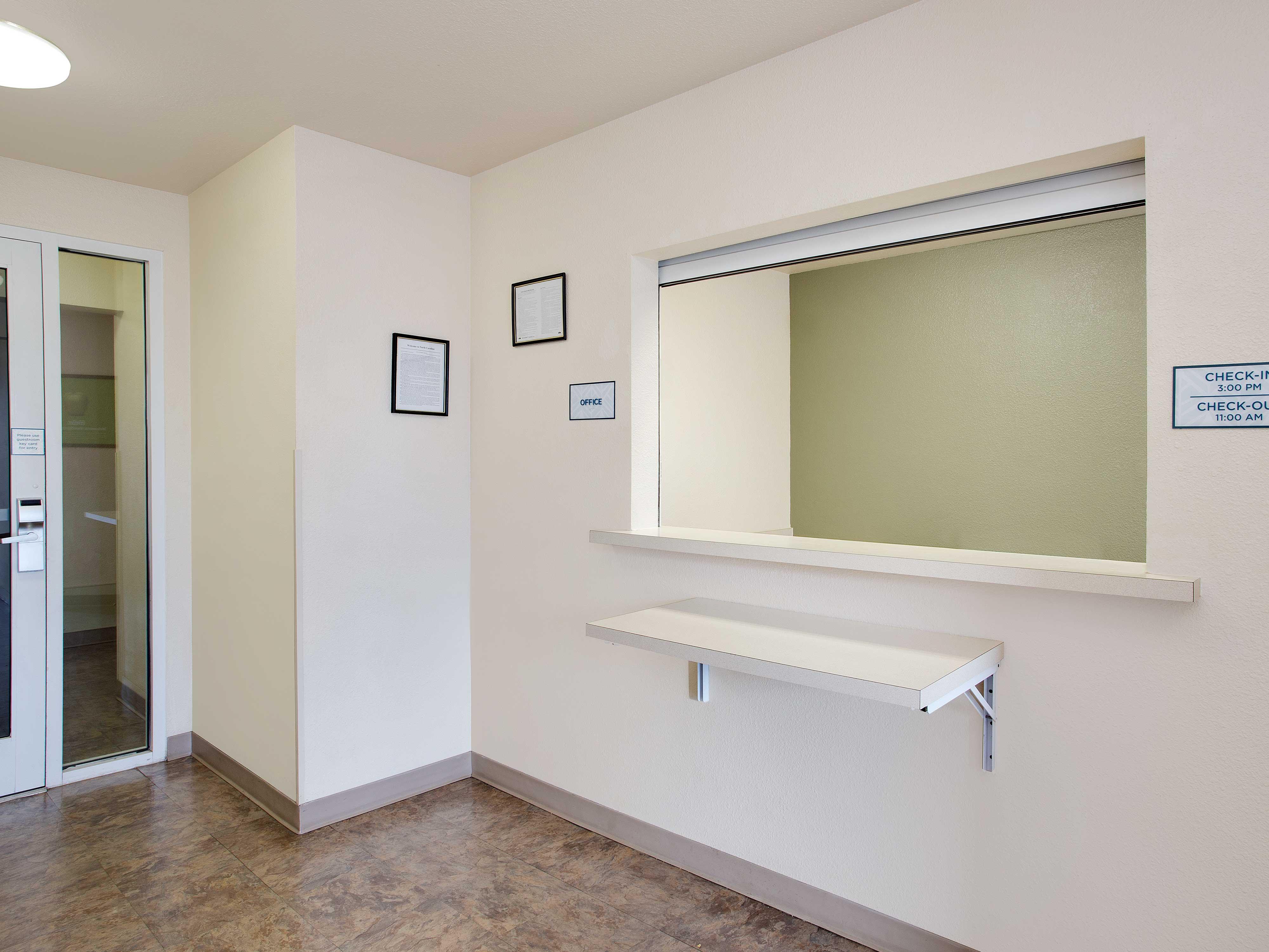 WoodSpring Suites Asheville