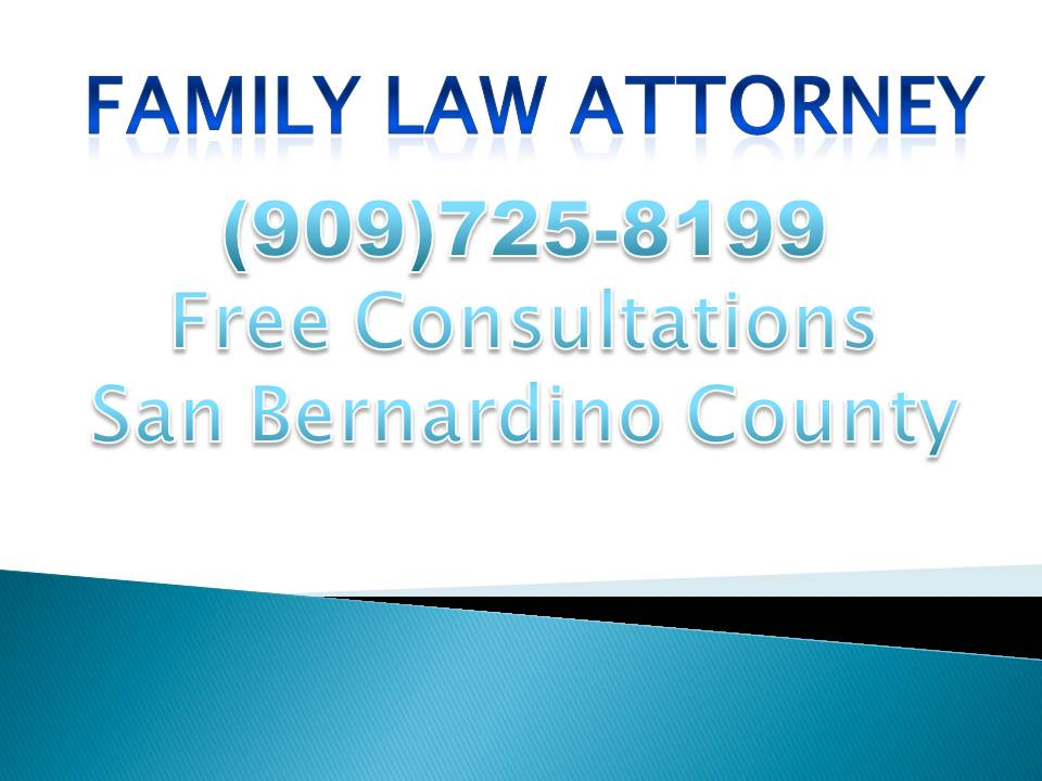 Redlands Family Law Attorney - ad image