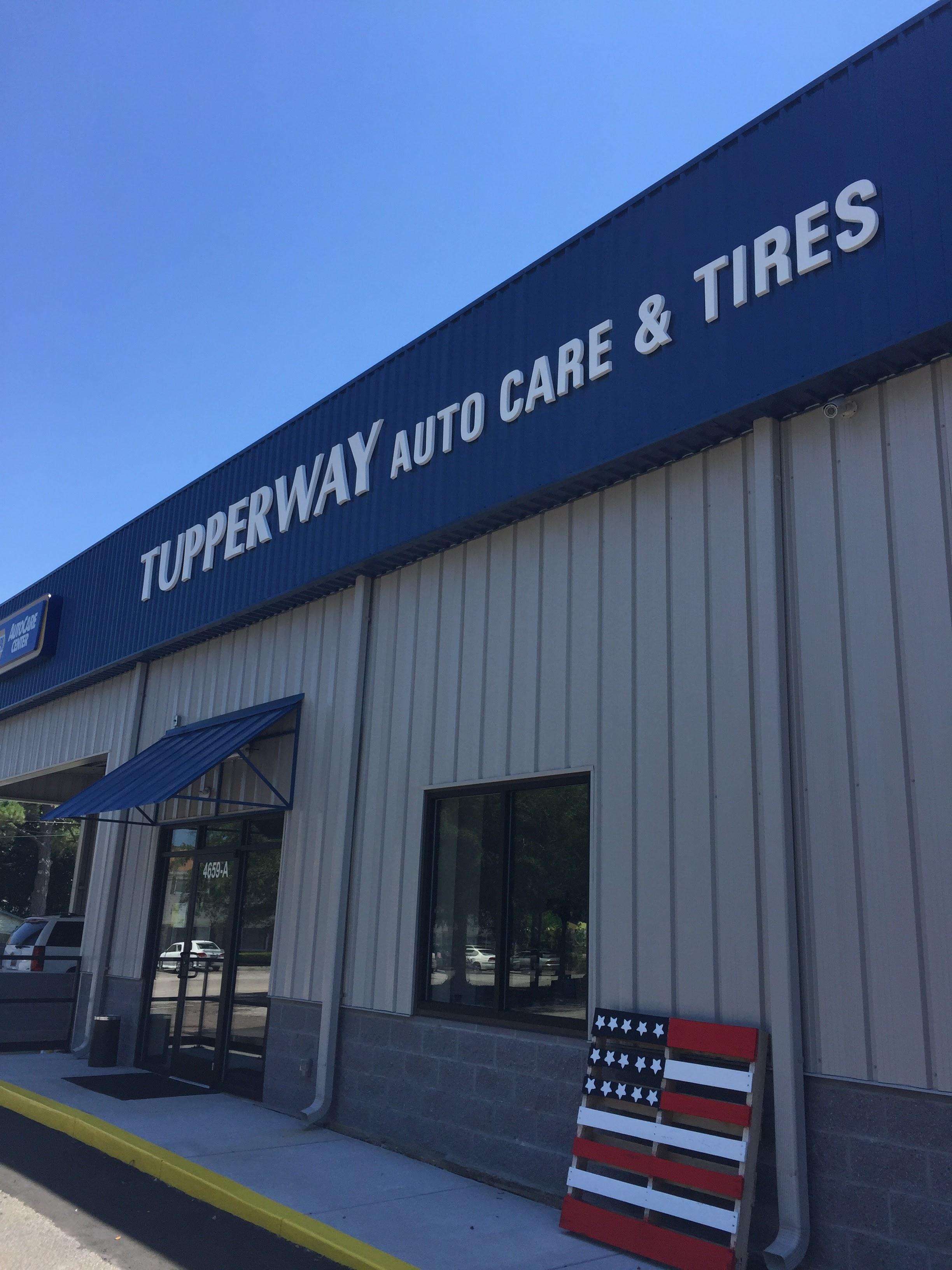 tupperway auto care tires ladson south carolina sc localdatabasecom