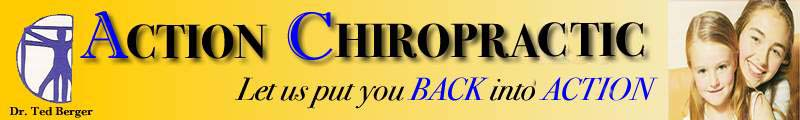 Action Chiropractic Center - Ted Berger - ad image