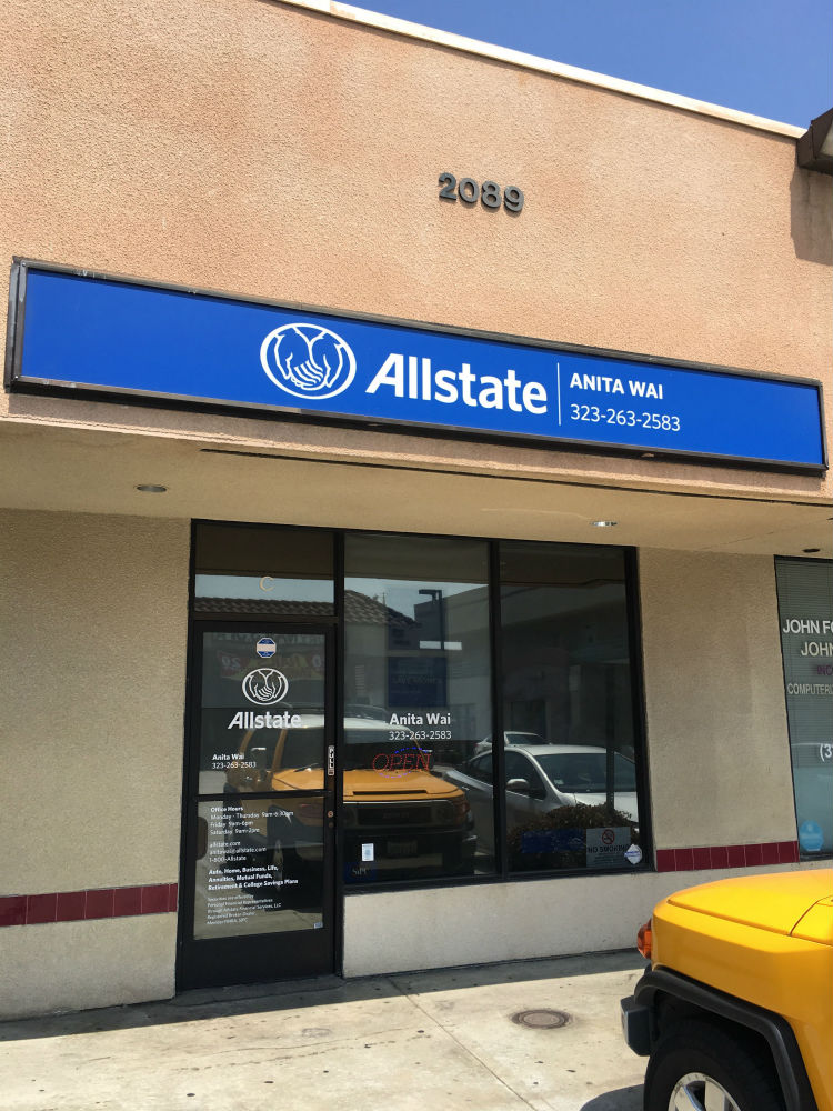 image of Allstate Insurance Agent: Anita Wai