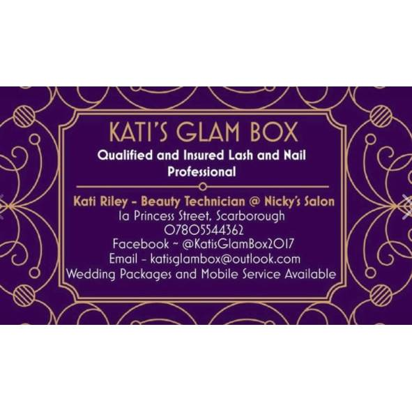 Katis Glam Box Scarborough Eyelash Extensions