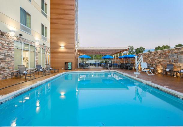 Fairfield Inn  U0026 Suites By Marriott Alexandria  Alexandria