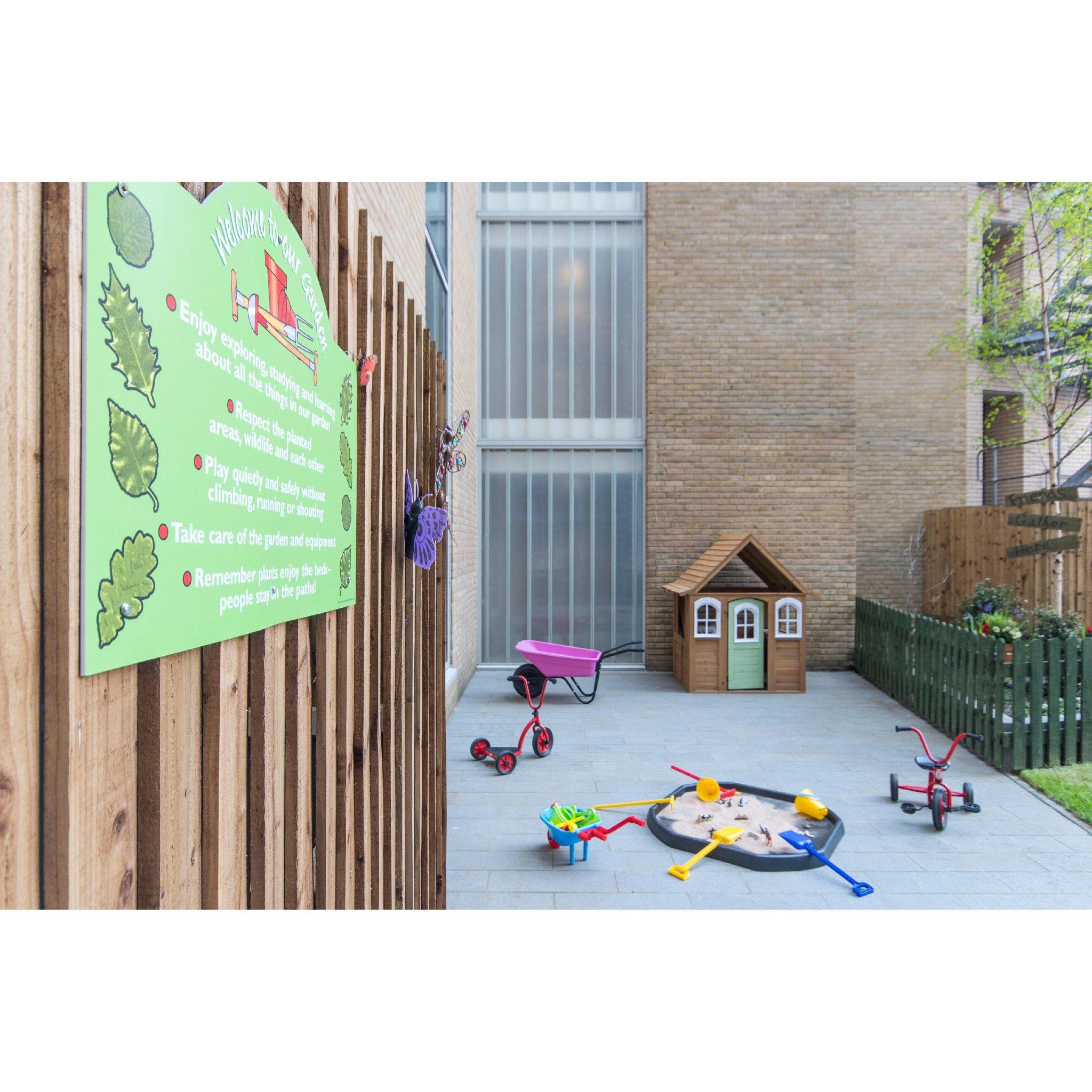 Playtime Nursery Wandsworth