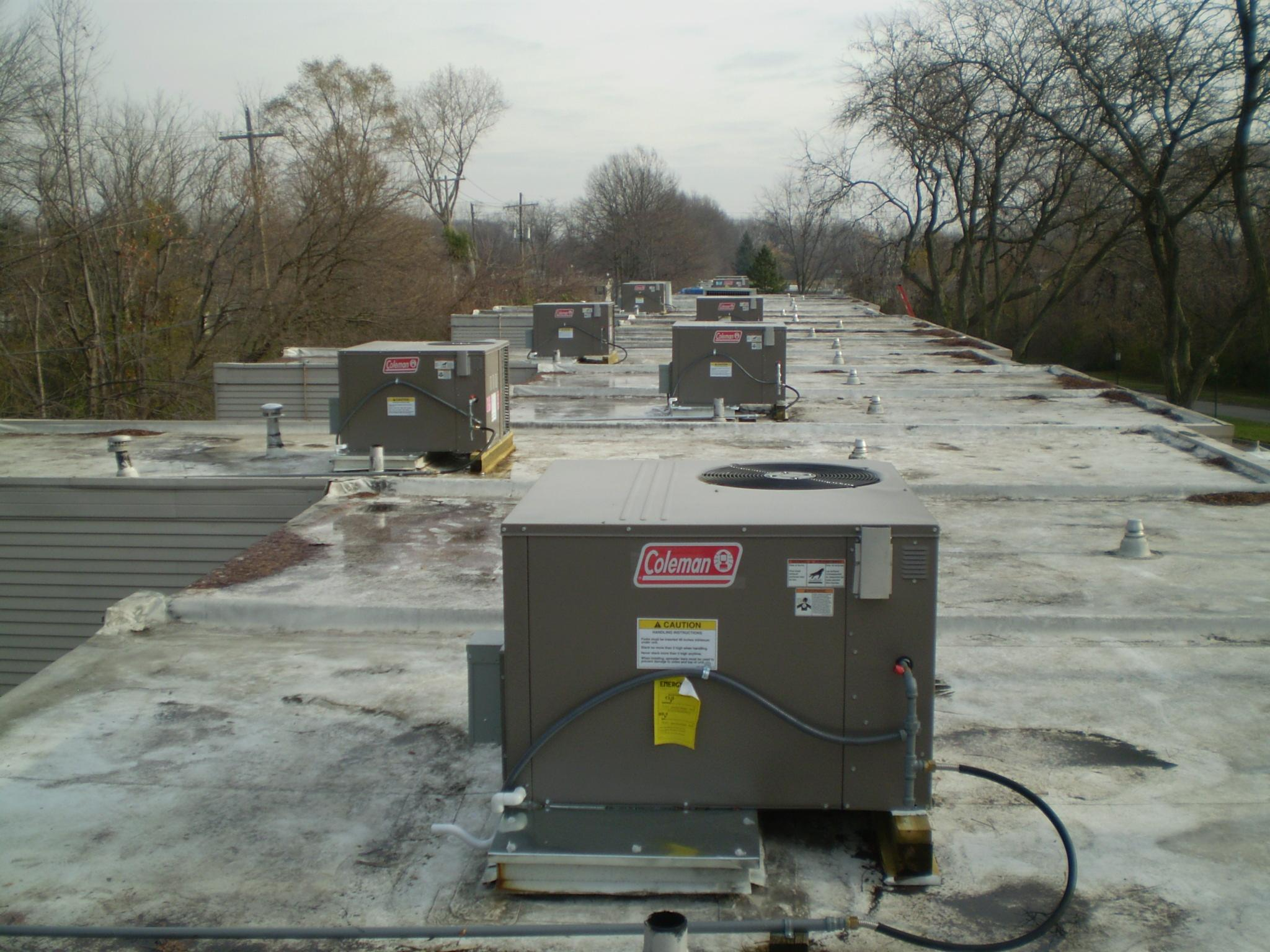 Alltemp Heating And Cooling Co. Inc.