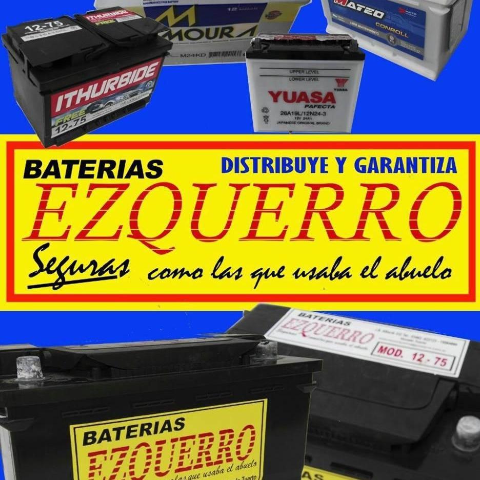 BATERIAS EZQUERRO