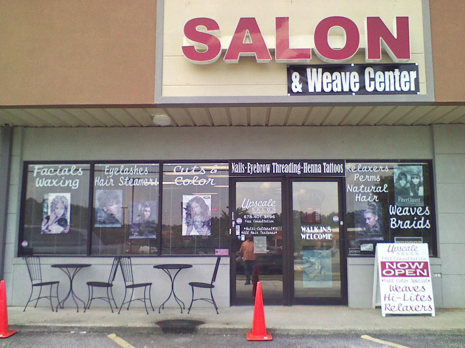 Upscale Salon and Weave Center