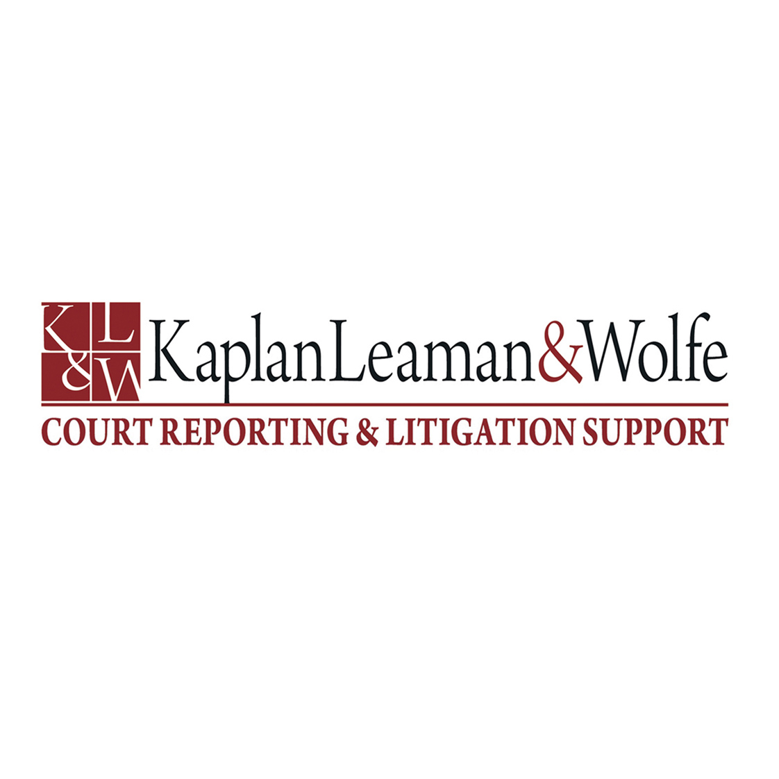 Kaplan Leaman & Wolfe Court Reporters