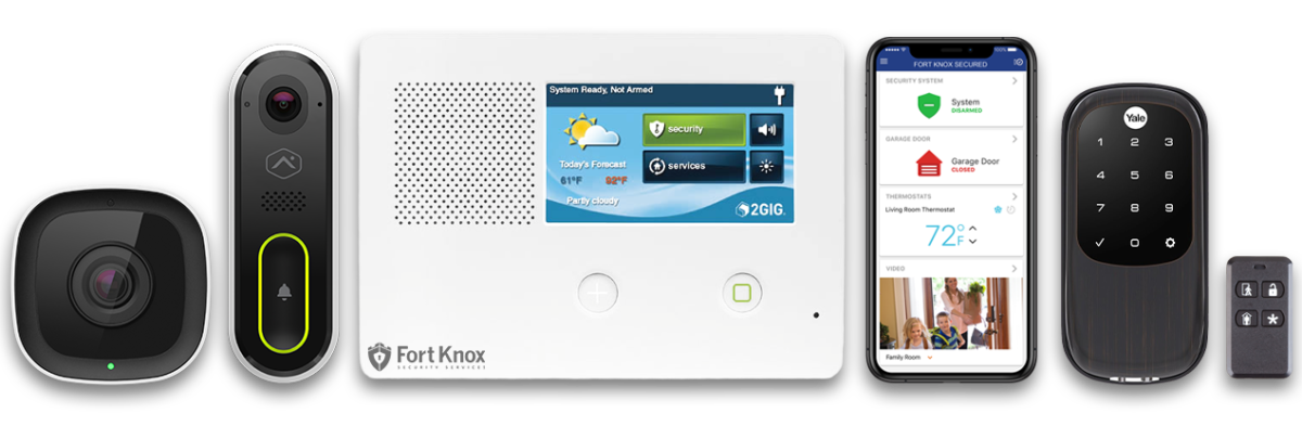 Fort Knox Home Security and Alarm McKinney