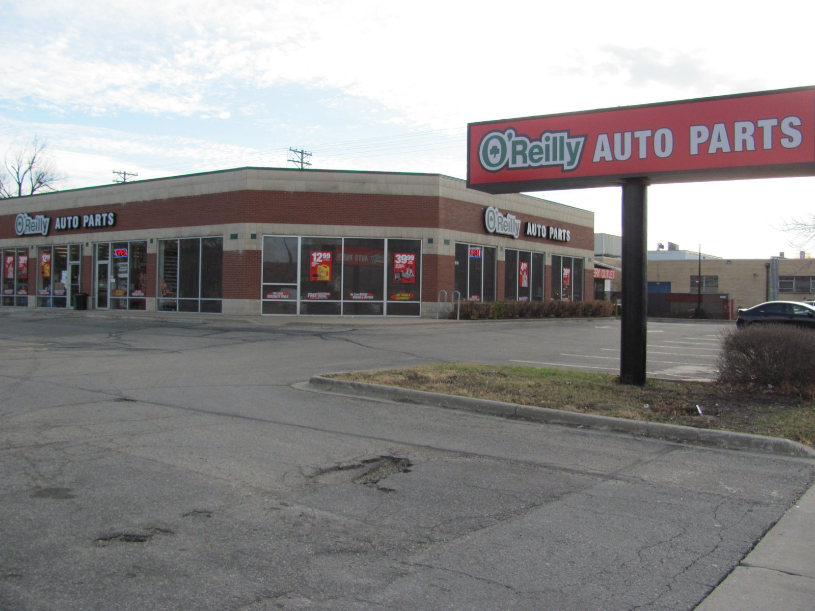O Reilly Auto Parts In Madison Wi 53704